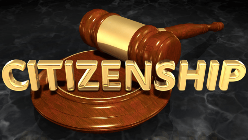 Citizenship – New Zealand! Who wouldn't want that?