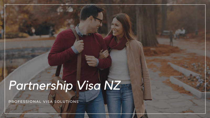 Every Essential Information About a Partnership Visa NZ