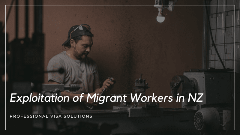 Migrant Worker Exploitation - Recent Cases Where the Government Has Dealt These With Strong Hands
