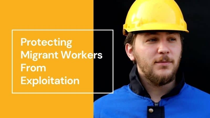 New Accredited Employer Work Visa Category – Protecting Migrant Workers from Exploitation and Encouraging Good Employers